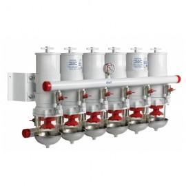 Filtr paliwa odśrodkowy