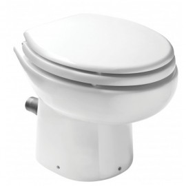 Toaleta elektryczna z przełącznikiem