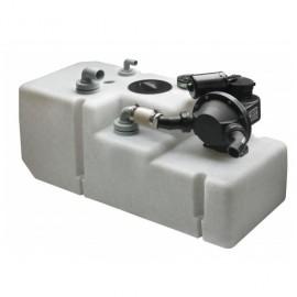 Zbiornik ścieków z pompą,12V