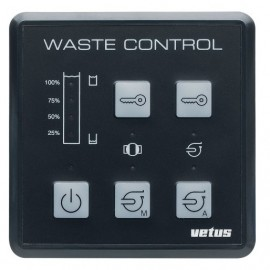 Panel kontrolny wody ściekowej