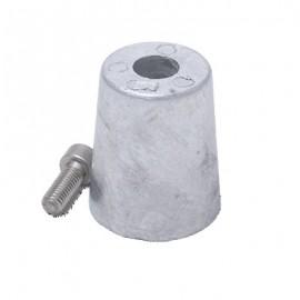 Anoda wału 25mm