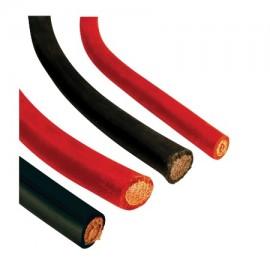 Kabel akumulatora - czerwony