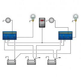 Rozdzielacz akumulatorów typ BW3