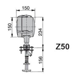 Reflektor - szperacz, 24V 250W