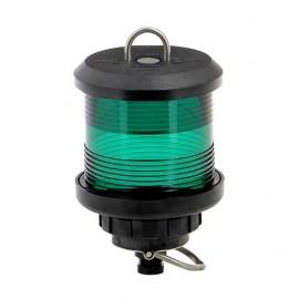 Światło dookólne, zielone podwieszane