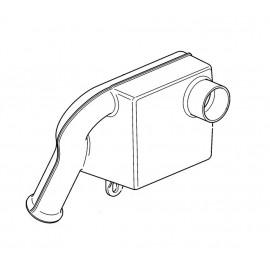 Filtr powietrza seria D1, D2-40