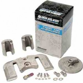 Zestaw anod aluminiowych Bravo II i III