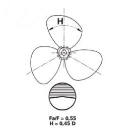 Śruba napędowa P3C